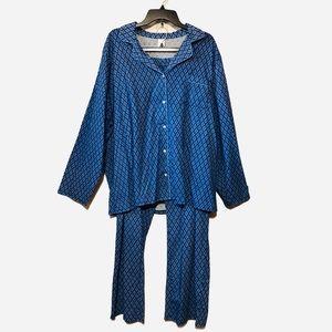 Nwt plus size pajama set 3X